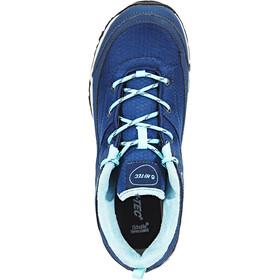 Hi-Tec Equilibrio Bijou Low I - Chaussures Femme - gris/turquoise
